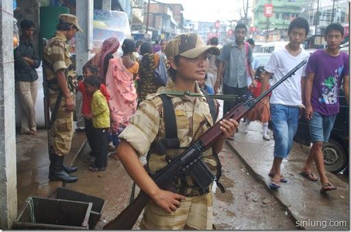 Nagaland police IRB 7