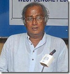 Union Minister of State for Urban Development Saugata Roy