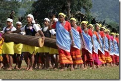 100 Drums Wangala Festival