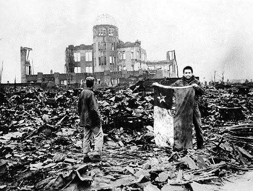 El Chileno   sobreviviente a la bomba atómica en Hiroshima - Aporte de Daniela Escobar