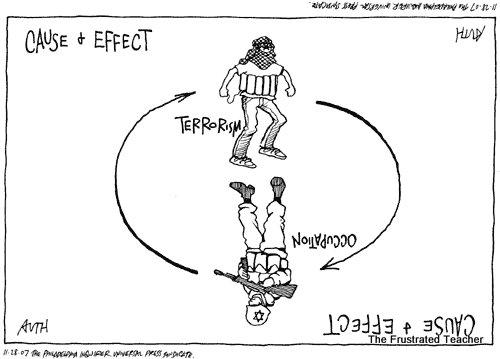 The Frustrated Teacher: Cartoon Fun: Middle East Edition