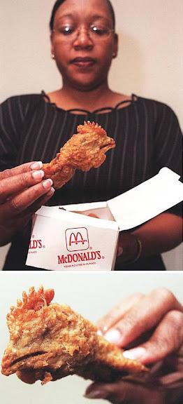 10 Coisas repugnantes encontradas nos alimentos