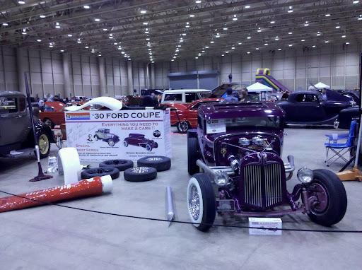 Darryl Starbird Wichita Teaser Pics Royboy Productions - Starbird car show wichita