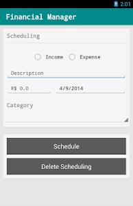 Financial Manager screenshot 4