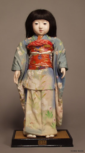 Boneka Jepang