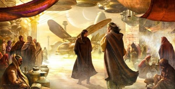 Dune Alia y Jessica