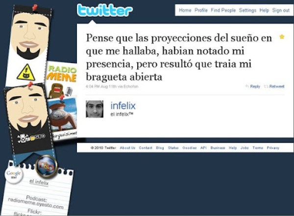 Inception Infelix