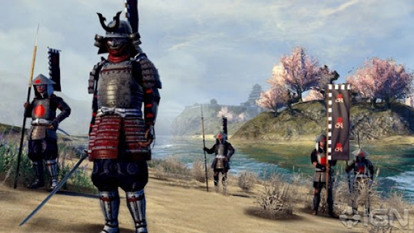 Shogun 2 Total War General