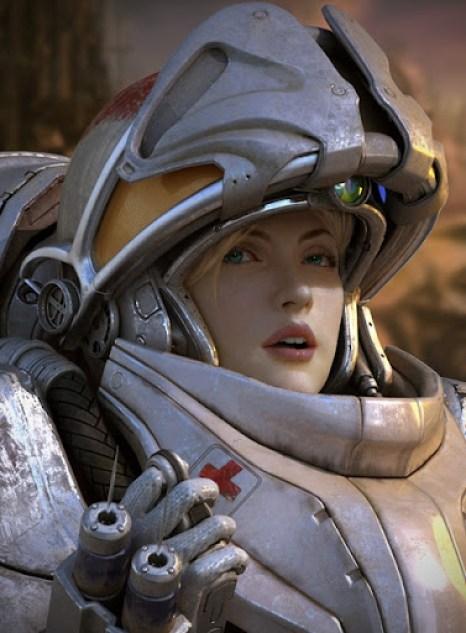 StarCraft II Medic