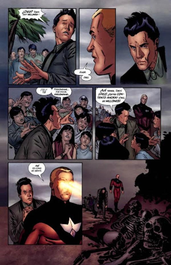 Irredeemable #4 - página 20