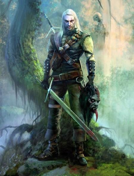 Geralt de Rivia 2