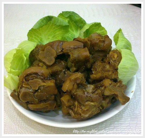 研發30年的西井村蜂蜜滷味招牌豬蹄花好吃嗎? @ 小緁嚴選日常生活用品 :: 痞客邦