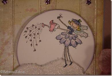fairy dust closeup