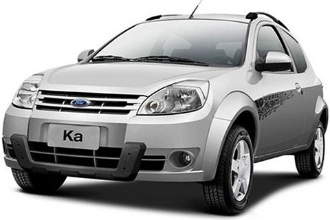 Ka trail ford