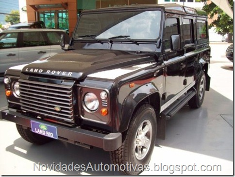 Recall land rover defender 2007 2008 (2)
