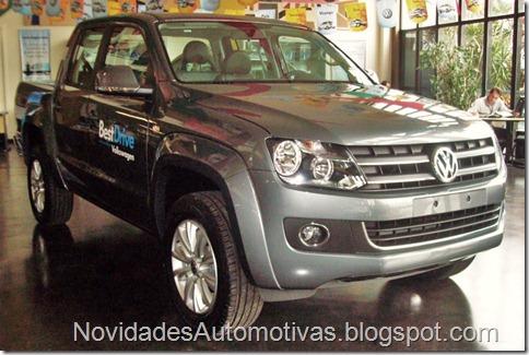 Nova Volkswagen Amarok 4x4 2011 higline trendline (14)