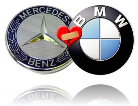 bmw-benz-bandaid
