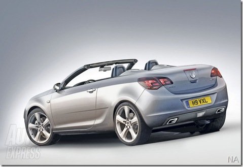 Astra twintop 2011