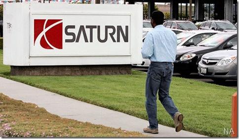 Saturn Penske