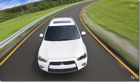 Mitsubishi Outlander 2010 Brasil5