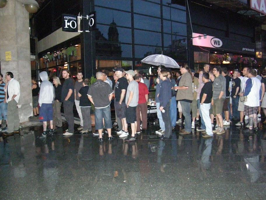 blog, Skála Metro, Budapest, kocsma, Nyugati tér, Suicidal Tendencies, presszó, koncert, kocsma, West Balkán