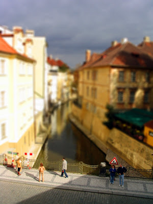 Prague - Karlov Most (Charles Bridge)