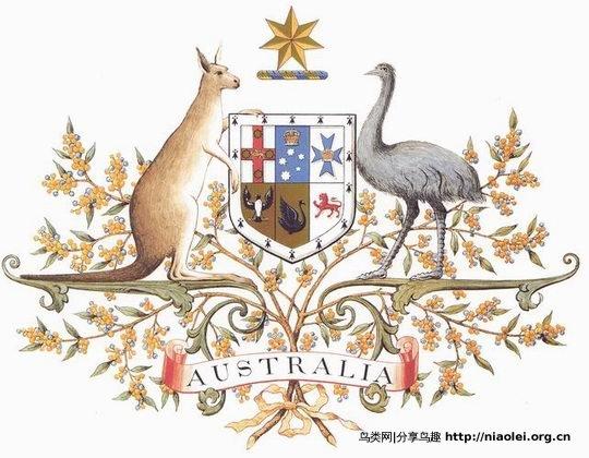 (澳大利亞國徽)