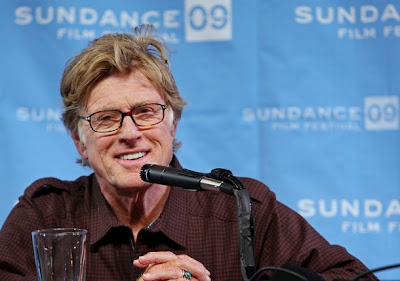 Redford is much older now, but hes still got the hair! Rock it while you can, Robert!