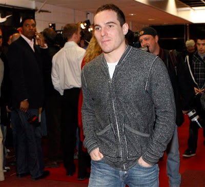 So Cammalleri is apparently a ladies man...good to know!