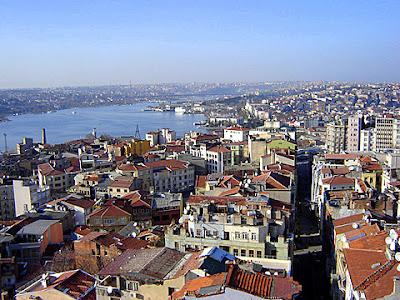 турция истанбул мост златният рог