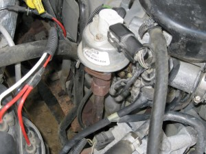 Can anyone show me a picture of what the EGR valve on my