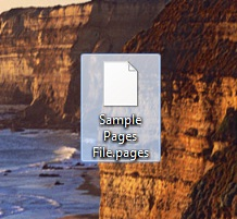 Pages File