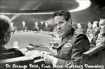 Strange Debt