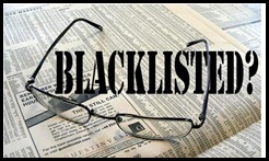 Could I be blacklisted?