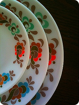 pyrex plates