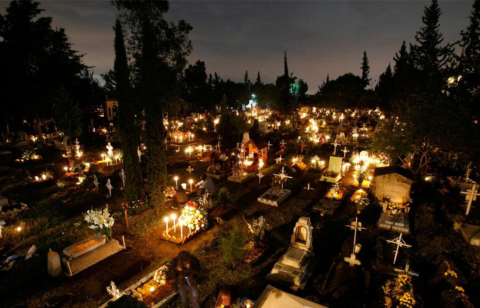 All Label A Festa dos Mortos no Mxico