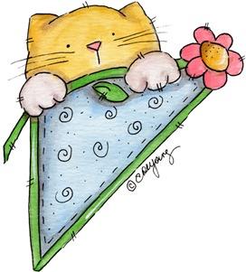 clipart imagem decoupage CNR Cat