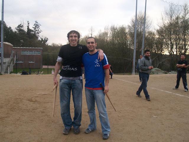 Iván e Alberte, os finalistas