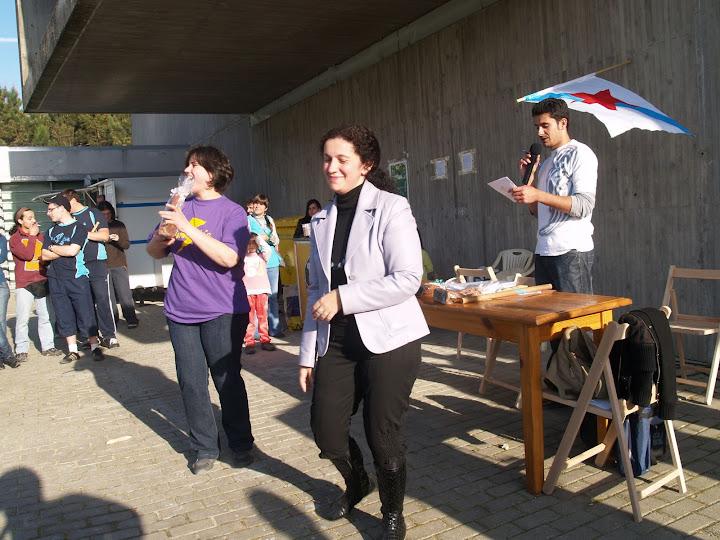 Fátima, gañadora feminina en Mos