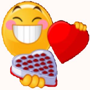 Emoticons Cute Love
