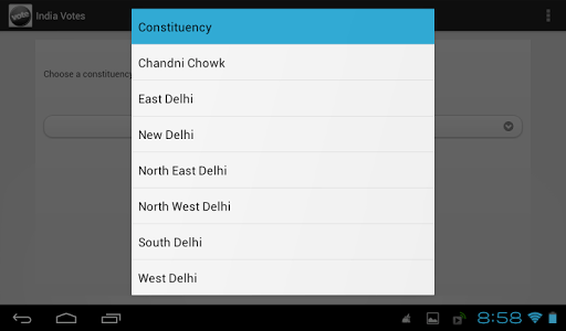 India Votes screenshot 5