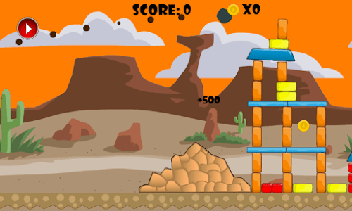 Catapult Desert screenshot 5