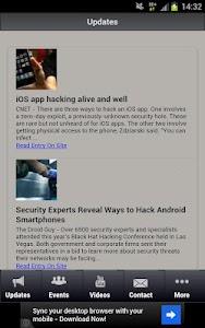 Hacker Update screenshot 1
