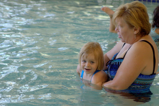 Abby\'s swim lessons