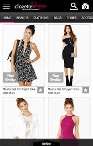 Clozette Shoppe screenshot 1