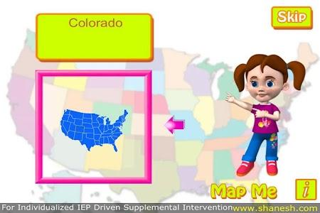 Map Me - Autism Series screenshot 2