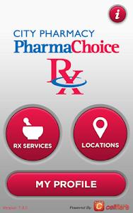 City Pharmacy Pharmachoice screenshot 0