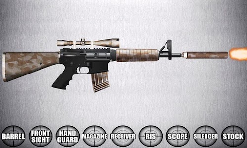 Assault Rifle Builder screenshot 2