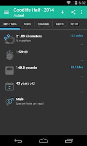 Pace Converter screenshot 2