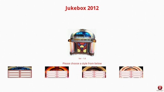 Jukebox 2012 Free Edition screenshot 10
